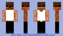 blind oe Minecraft Skin