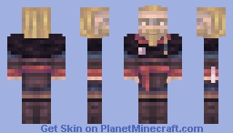 Eivor | Assassin's Creed Valhalla Minecraft Skin