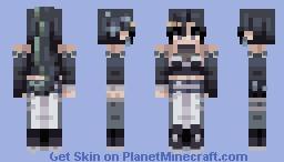 drum go dum Minecraft Skin