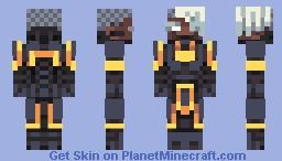 Achen Minecraft Skin