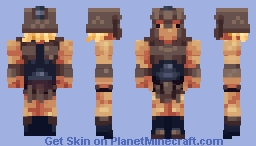 𝔸𝕔𝕙𝕚𝕝𝕝𝕖𝕤 from the film 🎥 Troy Minecraft Skin