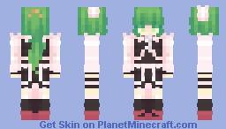Acme Iku Minecraft Skin