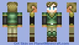 Acteon Minecraft Skin