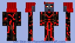 Romeo (The Admin) (Minecraft Story Mode) Minecraft Skin