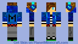 older masterinvader450 Minecraft Skin