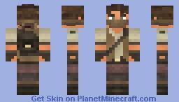 Adventurer (Alternative skins in Description) Minecraft Skin