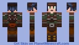 adventure hero Minecraft Skin
