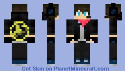 Siebbe 2020 Minecraft Skin