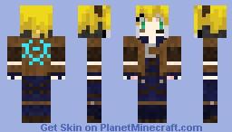 ADVENTURE! Minecraft Skin