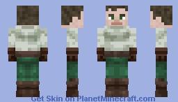 Default Adventurer Minecraft Skin