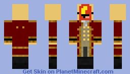 Royal Hotdog Minecraft Skin