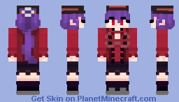Aeshleigh Minecraft Skin