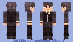 shadow - suga Minecraft Skin