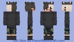 [ ᴋɪɴɢ 👑 ] Minecraft Skin