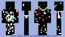 The Sorrow Minecraft Skin