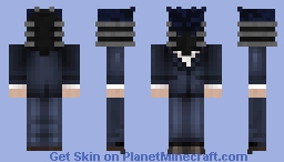 All For One Minecraft Skin