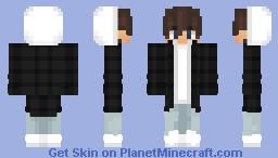 AGENT Minecraft Skin