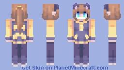 A Hat in Time - DLC Minecraft Skin