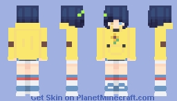 Wonder Egg Priority - Ai ♡ Minecraft Skin