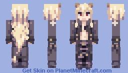 aion Minecraft Skin