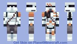 212th Airborne Trooper Minecraft Skin