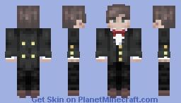 Tuxedo Minecraft Skin