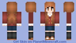 ~.Aisaka.Taiga.~ Minecraft Skin