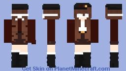 Alixbelike Minecraft Skin