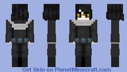Shota Aizawa (Eraser Head) Minecraft Skin