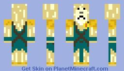 ajani Minecraft Skin