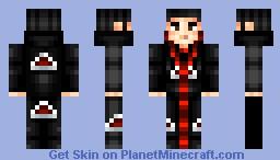 Me in Akatski Robes Minecraft Skin