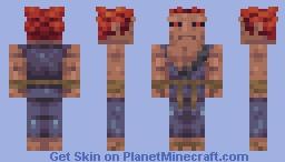 Akuma Minecraft Skin