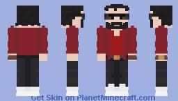 """Welcome to Miami"" Minecraft Skin"