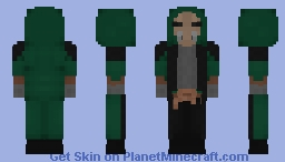 Doctor Alchemy - CW Minecraft Skin