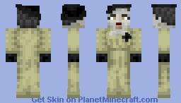 Resident Evil Village - Alcina Dimitrescu Minecraft Skin
