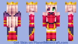 Aldra (アルドラ) Minecraft Skin