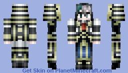 Aleister the Invoker Minecraft Skin