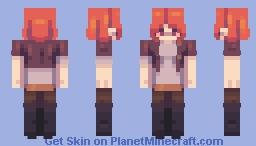 Alenka Minecraft Skin