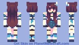 O·T·E Jimuka Minecraft Skin