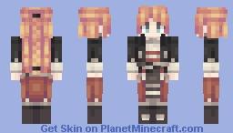 Nomad girl Minecraft Skin