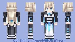 Rowena Ravenclaw Minecraft Skin