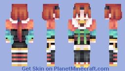 Beni-Enma -  Fate/Grand Order Minecraft Skin