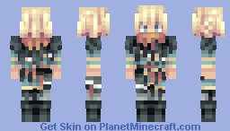 Seafarer Minecraft Skin