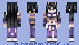Knife Minecraft Skin
