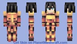Gatekeeper Minecraft Skin