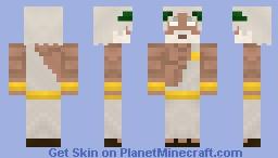 God skin Minecraft Skin