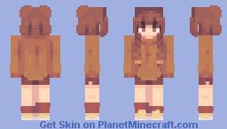 🍂 Minecraft Skin