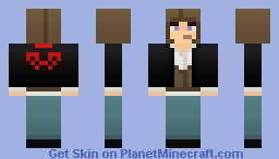 Alex Mercer (Prototype) Minecraft Skin