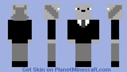 Shark Derp Minecraft Skin
