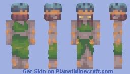 ᒍᑌᑎIᑭEᖇ the Mushroom Imp Minecraft Skin